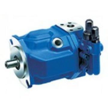 The Popular Rexroth A4vtg Series Hydraulic Piston Pump