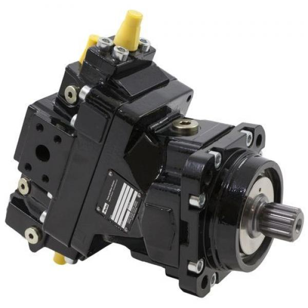 Replacement Rexroth Axial Piston Variable Hydraulic Pump A11VLO130 for Industrial Machinery #1 image