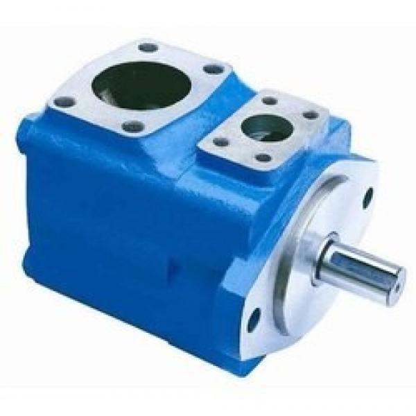 Yuken PV2r Series Hydraulic Oil Double Vane Pump #1 image