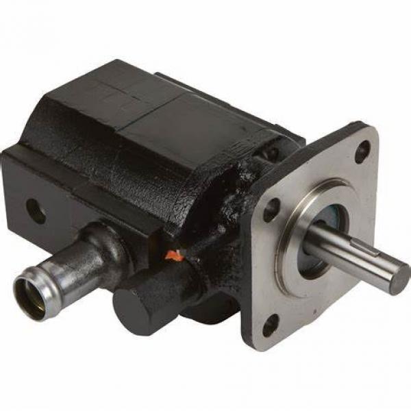 excavator gear pump PC120-6 PC200-6 704-24-24420 Gear Pump pilot pump HPV95 #1 image